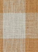 DM61278-36 Orange Plaid Duralee Fabric