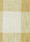 DM61278-580 Gold Plaid Duralee Fabric