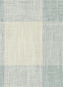 DM61278-619 Seaglass Plaid Duralee Fabric