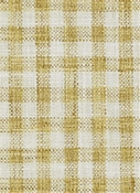 DM61280-580 Gold Check Duralee Fabric