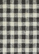 DM61280-698 Black/Linen Check Duralee Fabric