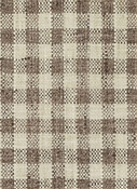DM61280-70 Natural Brown Check Duralee Fabric