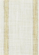 DM61282-580 Crème/Gold Stripe Duralee Fabric