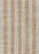 DM61283-36 Orange Stripe Duralee Fabric