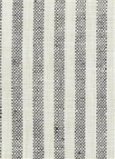 DM61283-698 Black/Linen Stripe Duralee Fabric