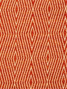 Dart Red Coral Bella Dura Fabric