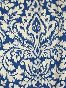 Dashing Damask Bluejay
