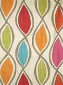 Dervish Fruity Ogee Fabric