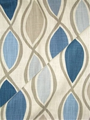 Dervish Horizon Ogee Fabric
