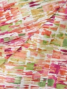 Dryden 354 Fruit Punch Modern Art Fabric