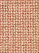 Dunbar Coral Chenille Houndstooth