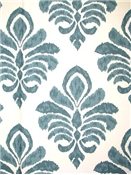Elan Damask Rain Crypton Fabric