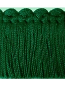 Sunbrella 2 Inch Brush Fringe Erin Green