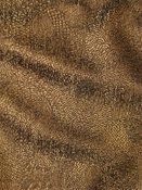 Etched Weave Bronze Metallic Fabric
