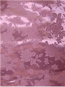 Mauve Eversong Brocade Fabric
