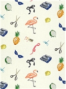 Favorite Things Hartley Multi - Kate Spade Fabric