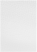 Bronson Bonded Leather White