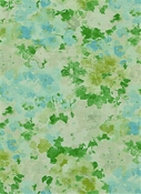 Fleurie 24 Seaglass Floral Fabric