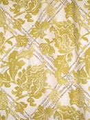 Robert Allen Floral Lattice Zest
