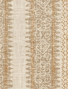 Frascate Flax Stripe Charlotte Moss Decorator Fabric