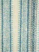 Frascati Peacock Stripe Charlotte Moss Decorator Fabric