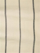 Fritz Ivory Stripe Fabric
