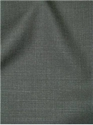 Gent Charcoal Linen Blend Fabric