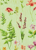Giardini 382 Summer Botanical Fabric