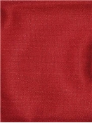 GLYNN LINEN 353 - CRIMSON  RED Linen Fabric