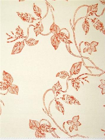 Hasanat Chilipepper John Robshaw Fabric