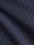 Hexa Eclipse Sunbrella Fabric