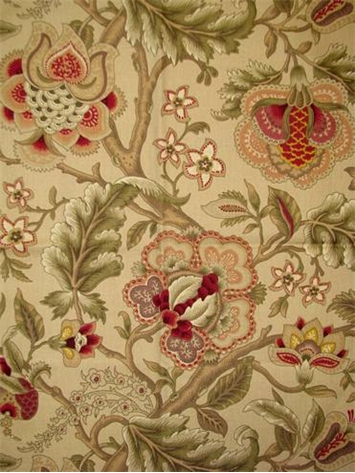 Imperial Dress Tw Gold Waverly Fabric