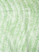 Intoxicating Green Fern Stripe P. Kaufmann