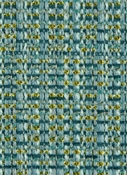 Jackie-O 524 Mediterranean Blue Tweed Fabric