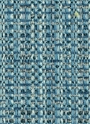 Jackie-O 57 Smokey Blue Tweed Fabric