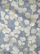 Japanese Garden Twilight Jacquard Fabric