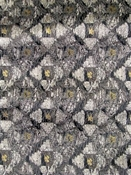 Jesolo Night Upholstery Fabric