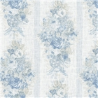 Ladies Day Floral Sargent Blue