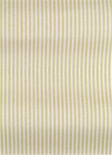 Laguna Lemon Ticking Fabric