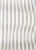 Laguna Parchment Ticking Fabric