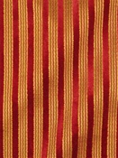 Lee Jofa Red Velvet Stripe