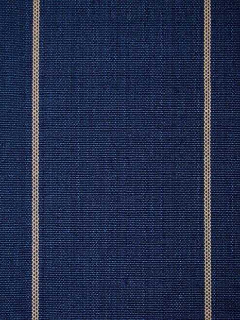 Leela Blue Natural Fabric By Color