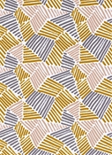 Lewitt Sketch Dawn Domino Fabric
