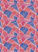 Lewitt Sketch High Noon Domino Fabric