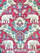 Hilary Farr Loxodonta 308 Vintage Red
