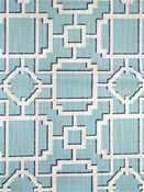 Makura 592 Spa Chinoiserie Lattice