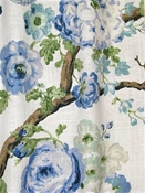Manor House Porcelain Blue Floral