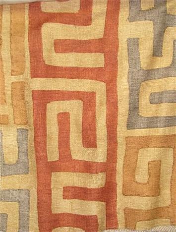 Masai Mara Clay African Fabric