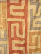 Masai Mara Clay African Fabric