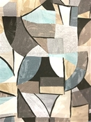 Mod Art Mineral Covington Fabric